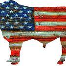 «American Bull Rodeo EE. UU.» de Statepallets