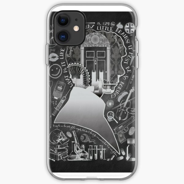 What is it Like in Your Funny Little Brains? iPhone Soft Case