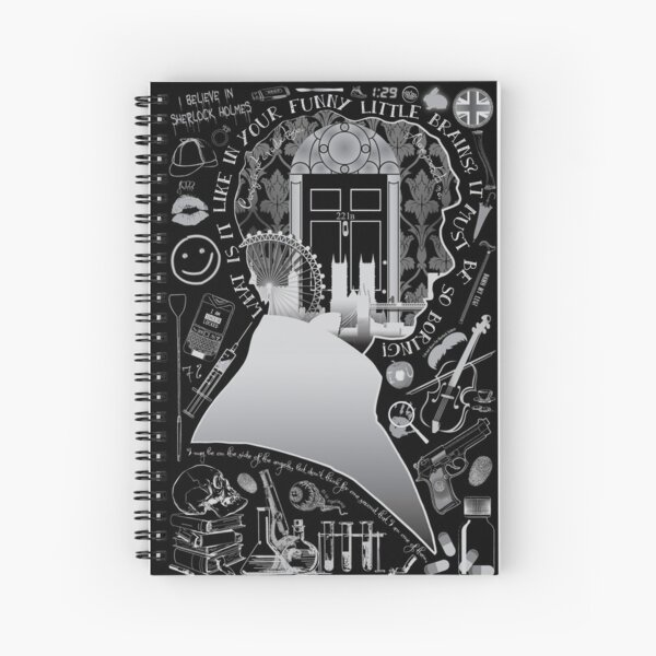 What is it Like in Your Funny Little Brains? Spiral Notebook