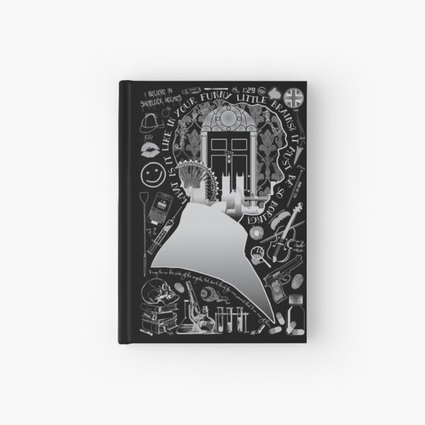 What is it Like in Your Funny Little Brains? Hardcover Journal