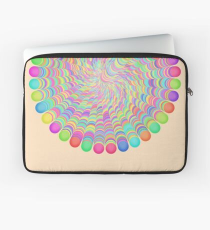 Random Color Generation Laptop Sleeve