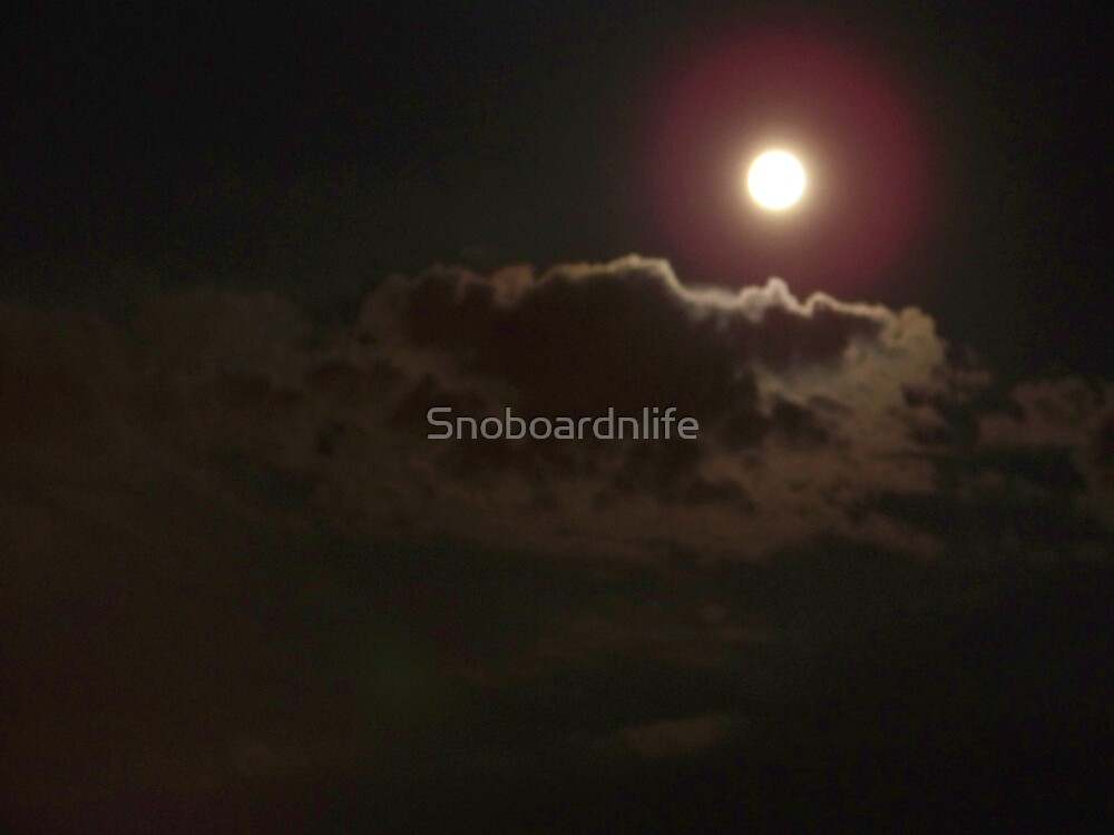 More Moons by Snoboardnlife