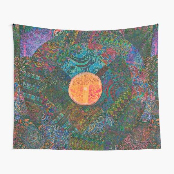 Bohemian Sun Tapestry