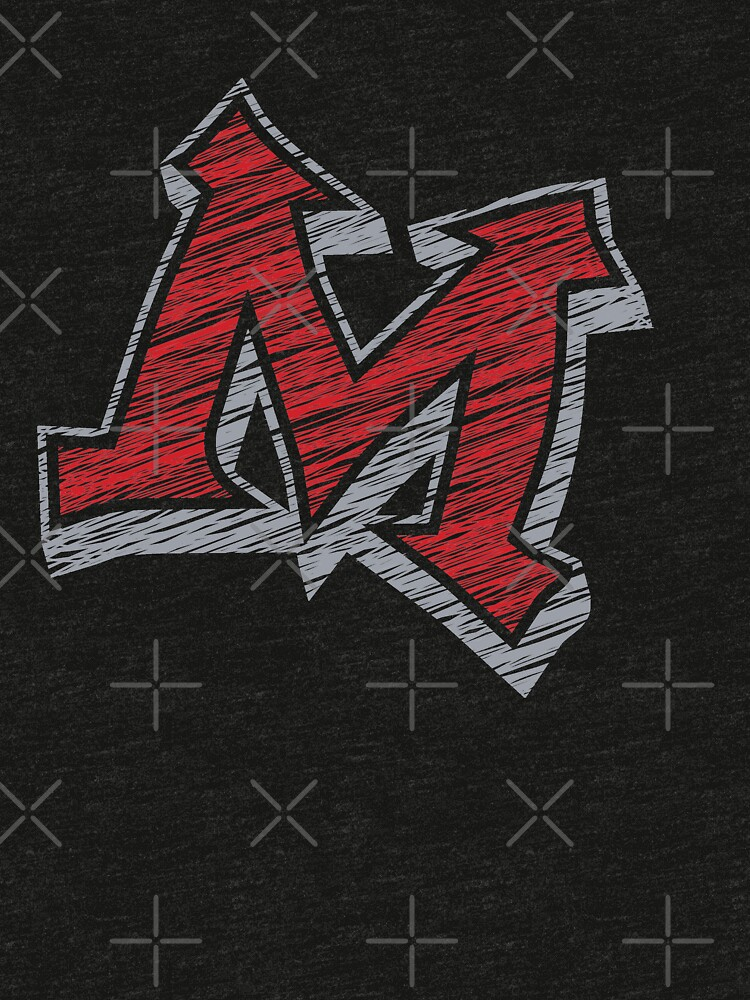 Miller M (Red & Grey) by madeinsask