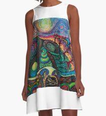 Gaudi in Love A-Line Dress