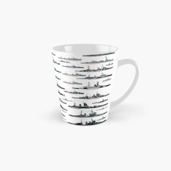 Royal Navy WW2 Tall Mug