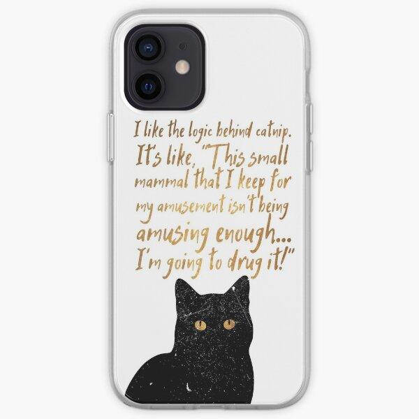 Catnip iPhone Soft Case