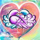 Lovey Dovey by Ruth Moratz
