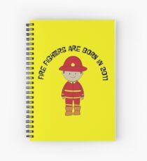 Born in 2011 Spiral Notebook