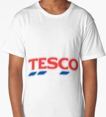 Tesco closed Long T-Shirt