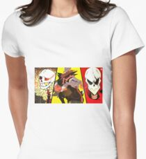 facets Women's Fitted T-Shirt