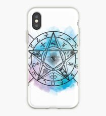 Evil Eye iPhone-Hülle & Cover