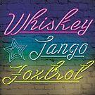 Whiskey Tango Foxtrot  by KatySouders