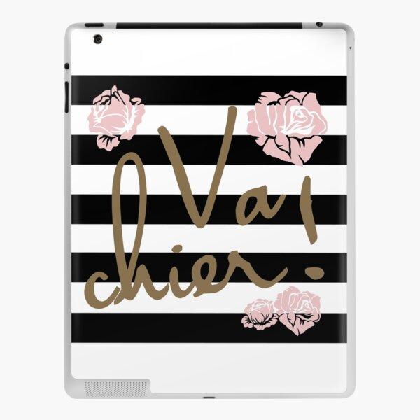 Va Chier! iPad Skin