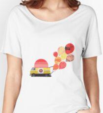 Dream Van  Women's Relaxed Fit T-Shirt