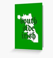 South Side Irish Chicago Greeting Card