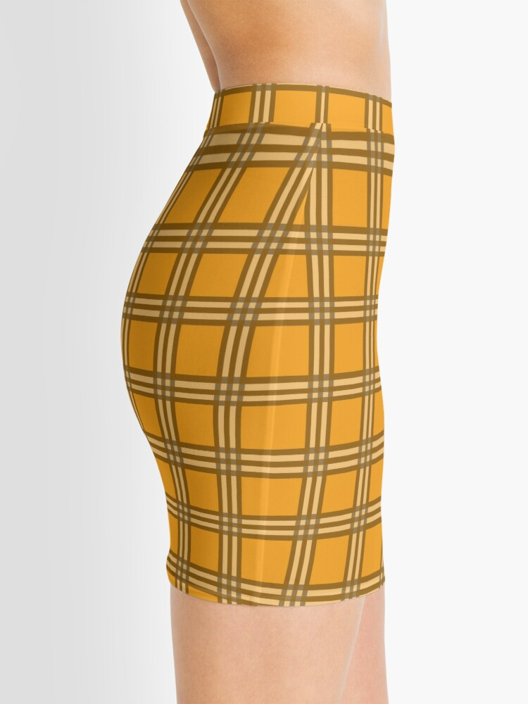 c077c473b17 Cher Clueless Yellow Plaid Pattern