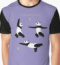 YOGA BEARS - YOGA SEQUENCE Graphic T-Shirt