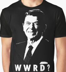 What Would Reagan Do WWRD Graphic T-Shirt