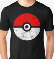 Distressed Pokeball T-Shirt