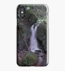 Lower Marguerite Cascades iPhone Case