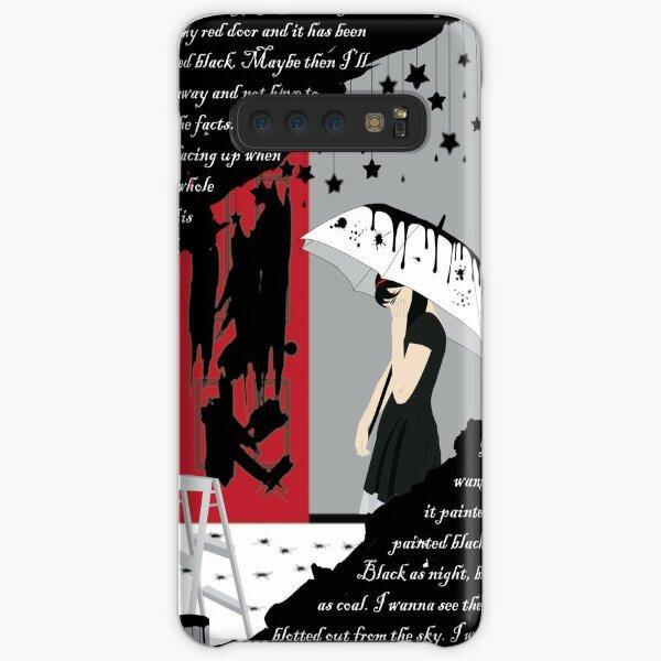Paint it Black  Samsung Galaxy Snap Case