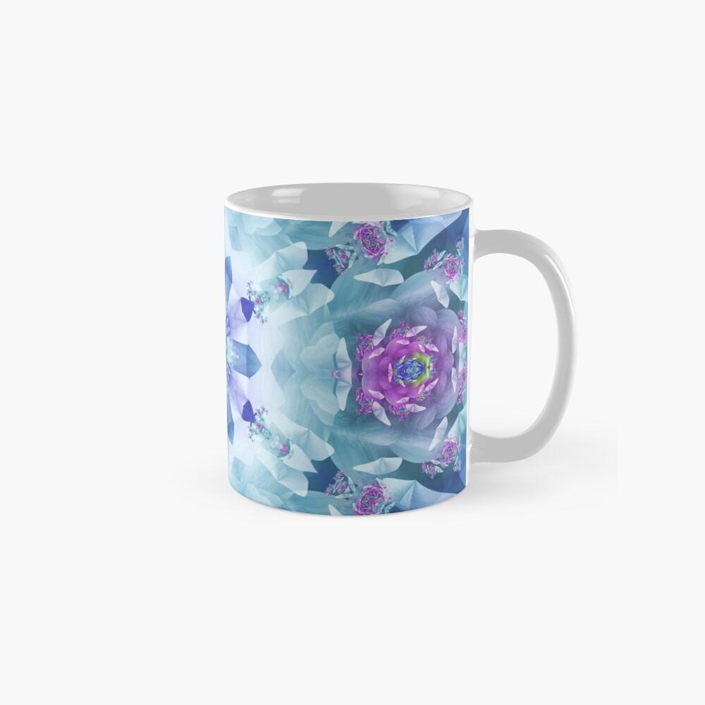 Royal Blue and Purple Mandala Mugs
