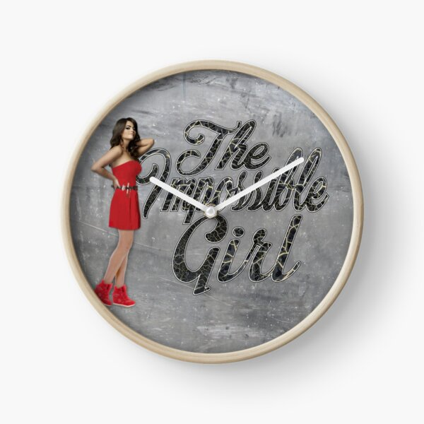 The Impossible Girl  Clock