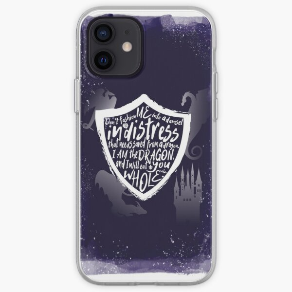 I am the Dragon iPhone Soft Case