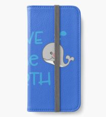 environmental Protection iPhone Wallet/Case/Skin