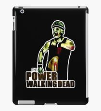 The Power Walking Dead (on Black) [iPad / Phone cases / Prints / Clothing / Decor] iPad Case/Skin