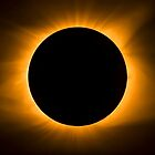 Total Eclipse Solar Corona by Kenneth Keifer