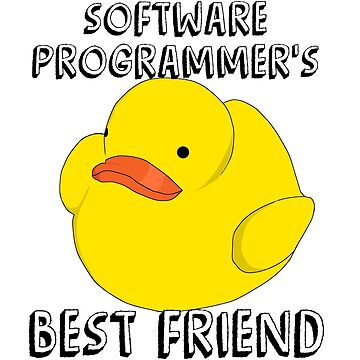 Programmer's duck by Rababau