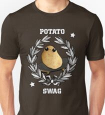 Swag Skater Potato Unisex T-Shirt