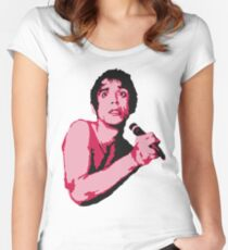Iggy Stooge #2 Women's Fitted Scoop T-Shirt