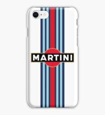 Martini Racing Team iPhone Case/Skin