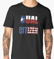 Dual Citizen  Men's Premium T-Shirt