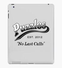 Puzzles Bar iPad Case/Skin