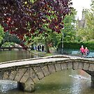 Bourton on the Water - Gloucester - England by Arie Koene