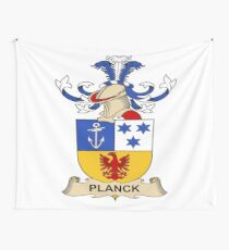 Planck Wall Tapestry