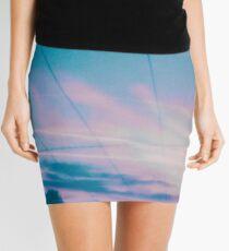 noughts and crosses snapshot Mini Skirt