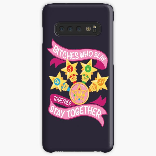 Slay Together, Stay Together - Sailor Scouts Samsung Galaxy Snap Case