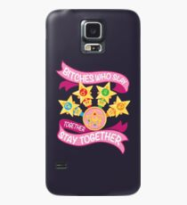 Slay Together, Stay Together - Sailor Scouts Case/Skin for Samsung Galaxy