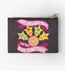 Slay Together, Stay Together - Sailor Scouts Studio Pouch