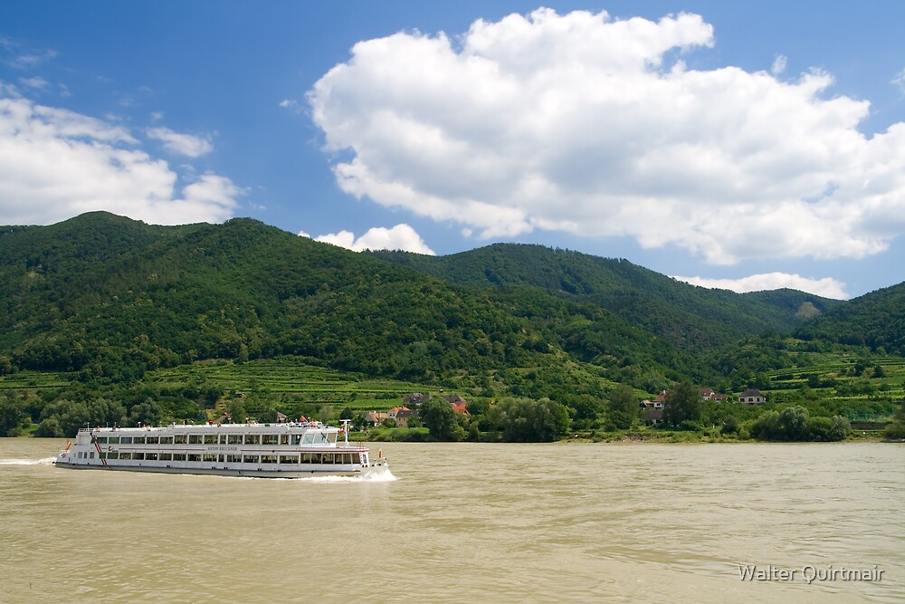Blue Danube by Walter Quirtmair