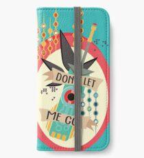 Tu mir einen Gefallen iPhone Flip-Case/Hülle/Skin