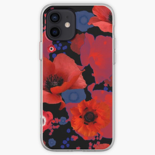 The Poppies iPhone Soft Case