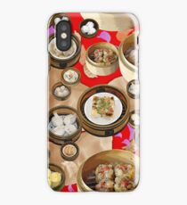 Dim Sum a Go Go iPhone Case