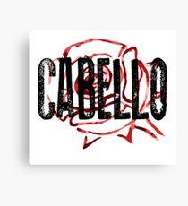 Lienzo Cabello Roses