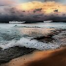 Merewether Beach by monkeyfoto
